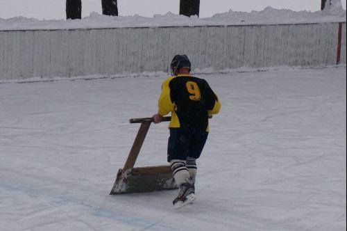 Хоккей в ветлуге фото