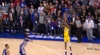 Brandon Ingram nails it from behind the arc