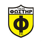 Fostiras FC - logo