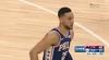 Ben Simmons Posts 19 points, 14 assists & 17 rebounds vs. Chicago Bulls