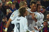 Барселона, Реал Мадрид, примера Испания, Зинедин Зидан