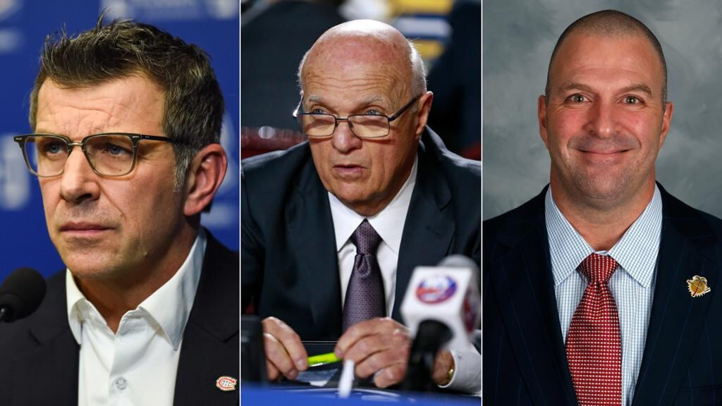 Ламорелло, Бержевен и Зито  претенденты на приз лучшему генменеджеру сезона НХЛ
