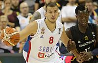 сборная Германии, сборная Сербии, Чемпионат Европы по баскетболу-2015
