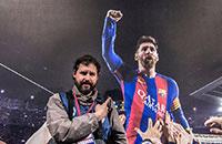 ПСЖ, Барселона, Хави, Лионель Месси, примера Испания, Лига чемпионов