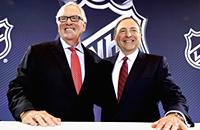 «Лас-Вегас» в НХЛ. Как это будет