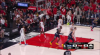 Nikola Jokic, Damian Lillard Highlights from Portland Trail Blazers vs. Denver Nuggets