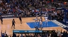 Wesley Matthews with 7 3 pointers  vs. Golden State Warriors