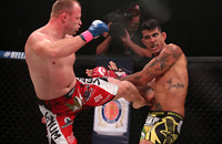 Bellator, Кендал Гроув, Александр Шлеменко, MMA, UFC, смешанные единоборства