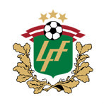 Латвия U-21 - logo