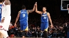 GAME RECAP: Warriors 112, Knicks 105