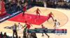 Hassan Whiteside Blocks in Washington Wizards vs. Portland Trail Blazers