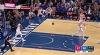 Jon Leuer with the nice dish vs. the Knicks
