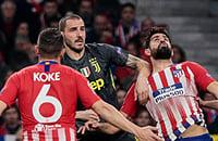 «Атлетико» и Симеоне опасаются Роналду, но букмекеры уверены в победе испанцев