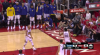 James Harden with 32 Points  vs. Golden State Warriors