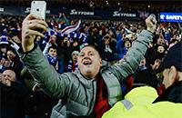 высшая лига Шотландия, Рейнджерс, Мазеруэлл, Ли Маккаллок, фото, Д3 Шотландия, Алли Маккойст, Мартин Уогхорн, Д2 Шотландия, Джеймс Тавернье, Марк Уорбертон