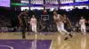 Derrick Jones Jr. sends the shot away