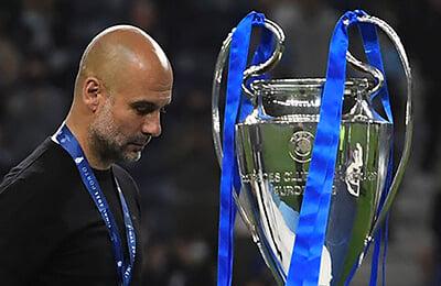 Пеп Гвардиола, Лига чемпионов УЕФА, Барселона, Манчестер Сити, Бавария
