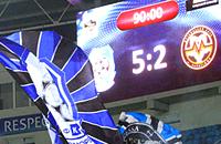 премьер-лига Украина, Черноморец Одесса, Металлург Запорожье (до 2016 года), Ставки на спорт, договорные матчи