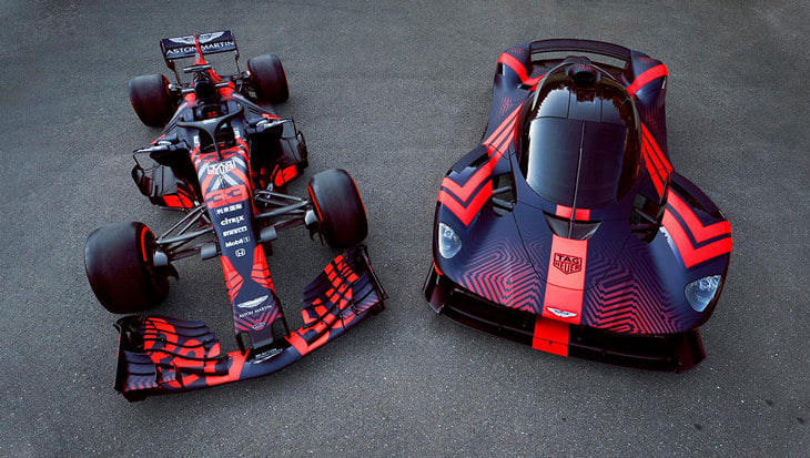 Гиперкар за 3,25 млн долларов от гениального инженера «Формулы-1»: футуризм, минимализм и красота