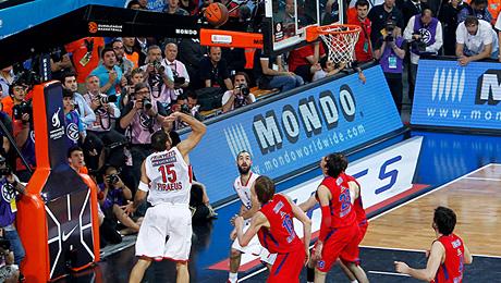 12 самых крутых моментов в истории «Финалов четырех» Евролиги