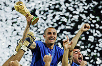 ЧМ-2006, Марко Матерацци, Фабио Каннаваро, сборная Италии по футболу, Джанлуиджи Буффон, Андреа Пирло