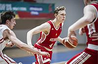 юниорская сборная России, Денис Величкин