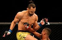 Бразильский боец станцевал брейк-данс перед дебютом в UFC и вырубил соперника
