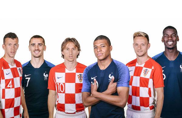 Франция или Хорватия