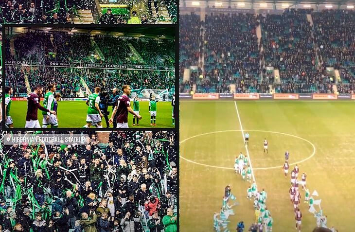 😷В футболе отказываются от предматчевых рукопожатий: в юношеской ЛЧ стукались локтями, в Шотландии ввели официальный запрет