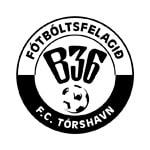Б-36 Торсхавн - статистика Фарерские острова. Высшая лига 2015