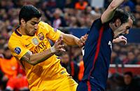 «Атлетико» выбивает «Барселону» из ЛЧ