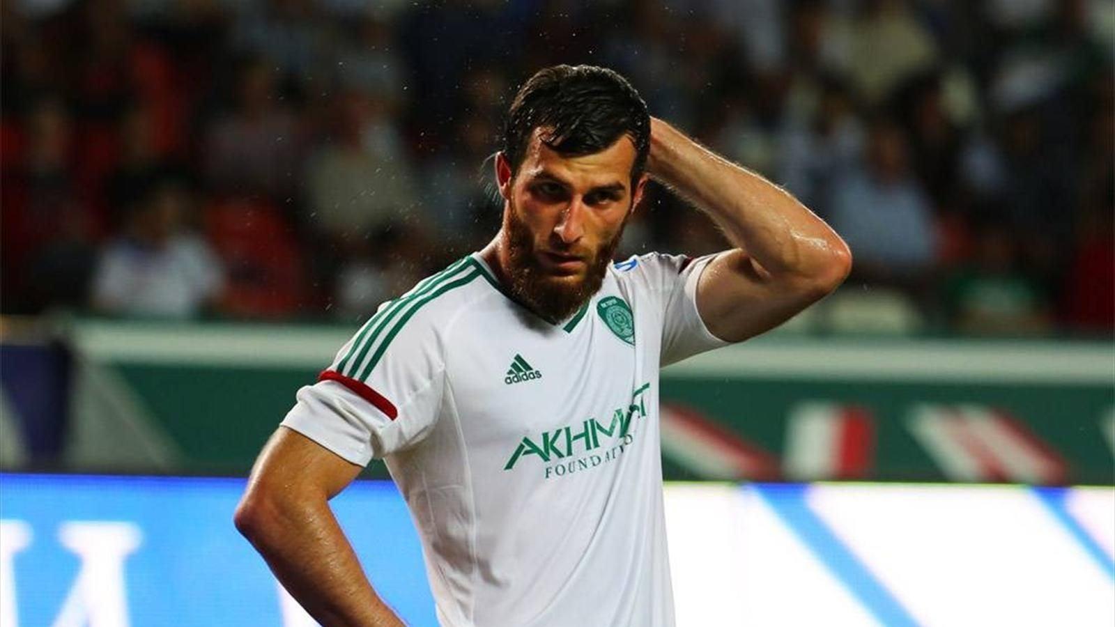 В Турции пропал российский футболист