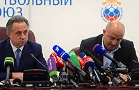Станислав Черчесов, Курбан Бердыев, сборная России, Виталий Мутко