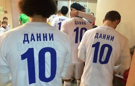 футболисты зенита фото с фамилиями