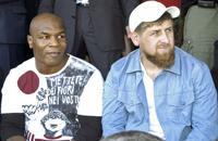Майк Тайсон, Рамзан Кадыров