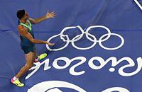 прыжки с шестом, Рио-2016, Тиаго Браз да Силва