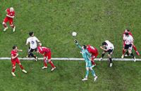 сборная Германии, сборная Польши, Мануэль Нойер, Евро-2016