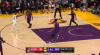 LeBron James, Damian Lillard Highlights from Los Angeles Lakers vs. Portland Trail Blazers