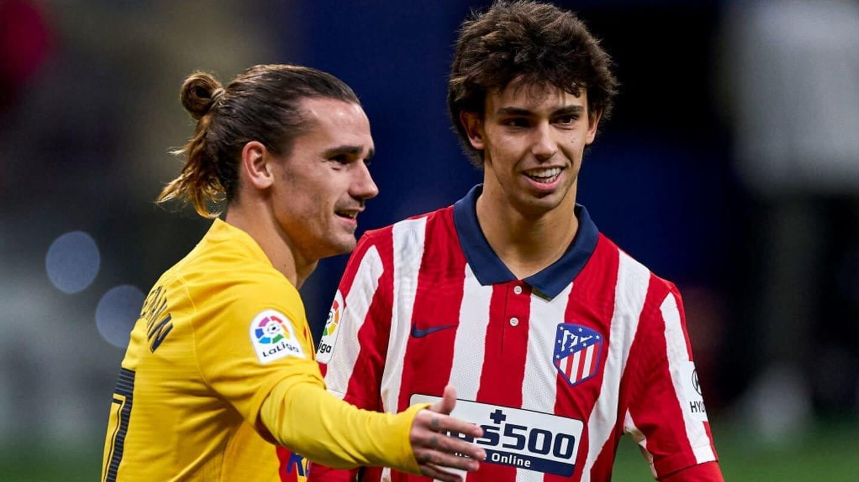 Барселона предложила Атлетико Гризманна в обмен на Феликса