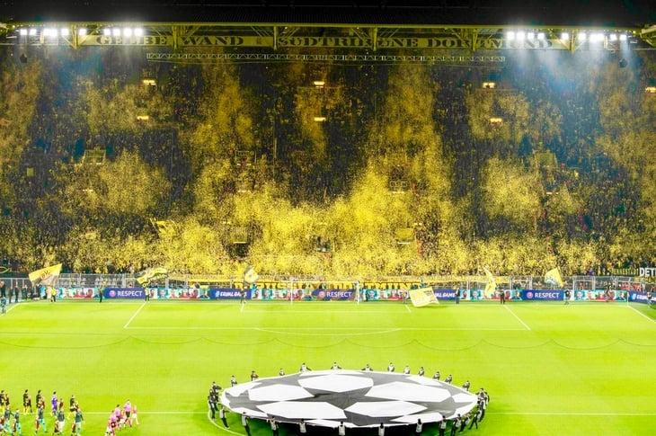 Боруссия дортмунд официальный сайт фанатов