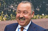 Валерий Газзаев, премьер-лига Россия, Газпром, Объединенный чемпионат