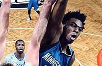 Эндрю Уиггинс, видео, НБА, Миннесота