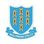 Баллимена Юнайтед - logo