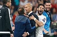 Реал Мадрид, примера Испания, Лига чемпионов, Зинедин Зидан, фото
