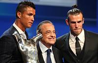 Реал Мадрид, примера Испания, бизнес