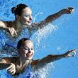 Анастасия Давыдова, Анастасия Ермакова, синхронное плавание, Пекин-2008, Мария Киселева