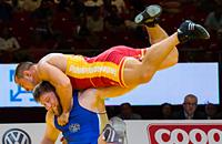 сборная России, сборная США, художественная гимнастика, Рио-2016, Миша Алоян, Анзор Болтукаев, Сослан Рамонов