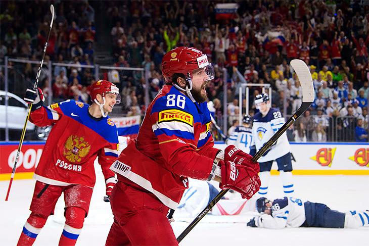 олимпийский хоккейный турнир, сборная России, Пекин-2022