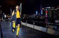 «Вулверхэмптон» из АПЛ, но презентовал новую форму в Шанхае. Владельцы клуба – китайцы, для них важен родной рынок