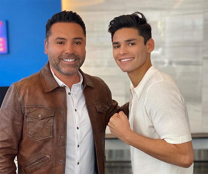 Райан Гарсия – новая звезда бокса. Он выключает соперников в первом раунде и обещает свергнуть Ломаченко